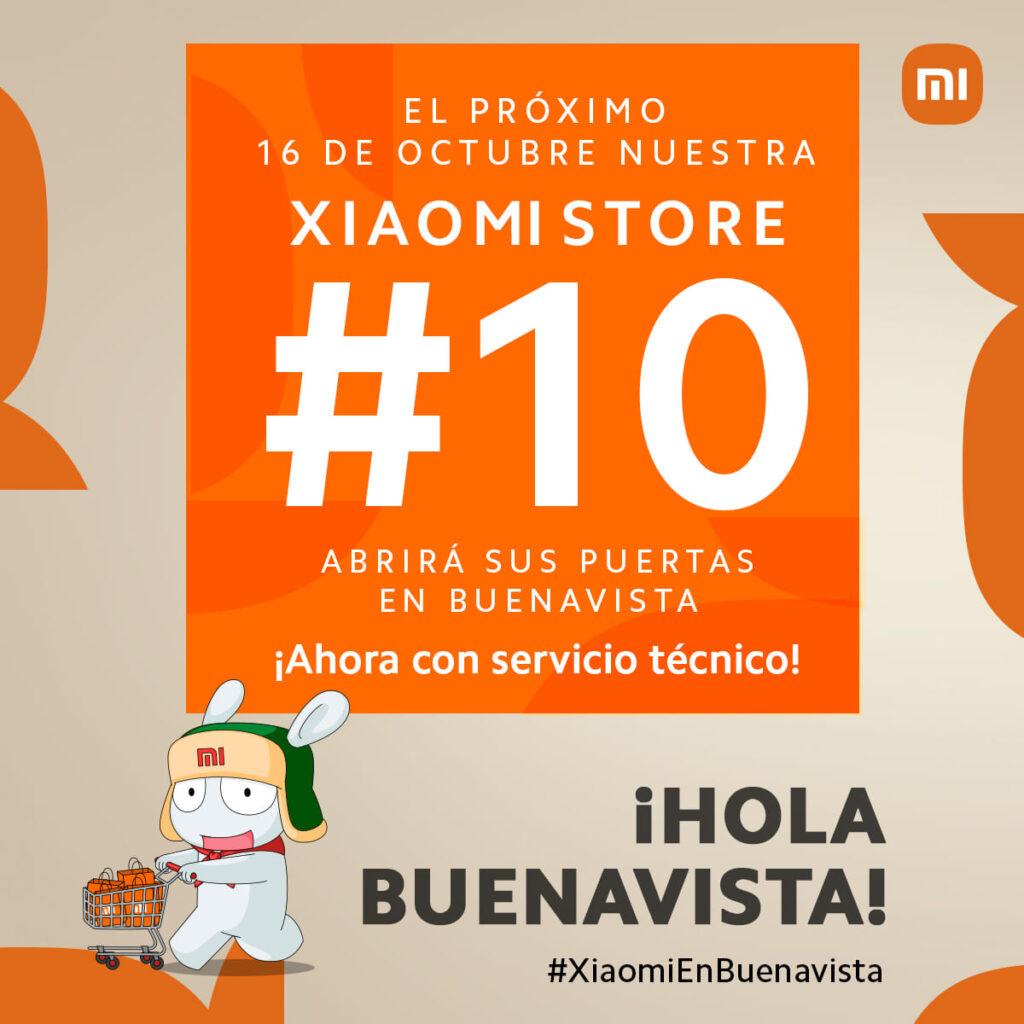 Xiaomi Store Fórum buenavista