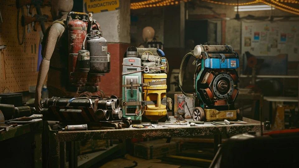 Far Cry 6 Yara mochila