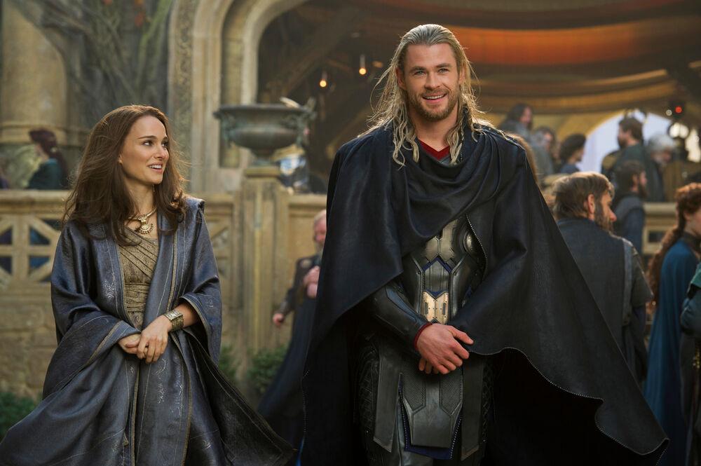 Thor Universo Cinematográfico de Marvel