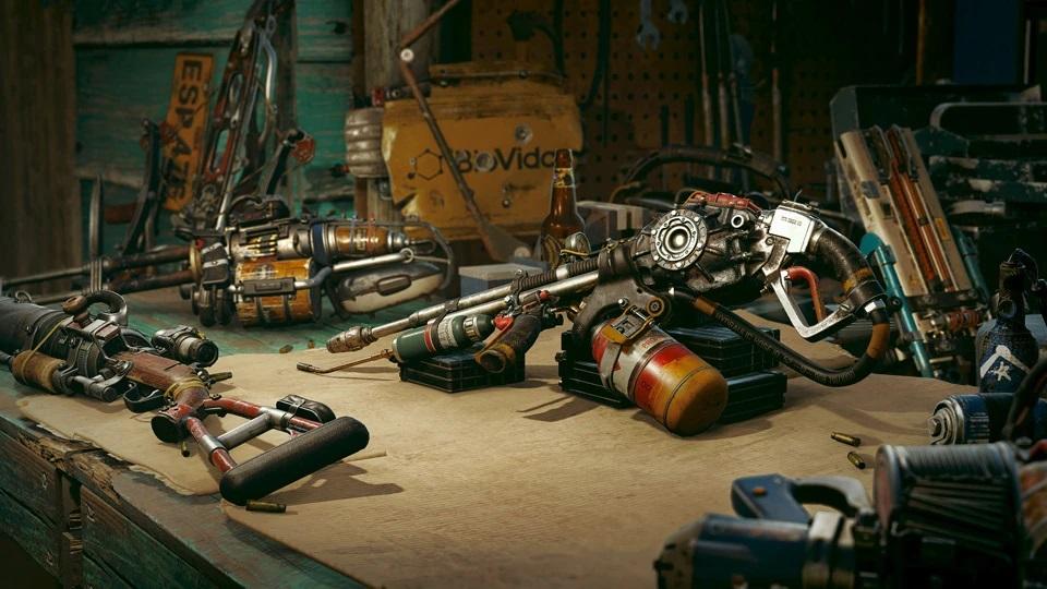 Far Cry 6 Yara Armas