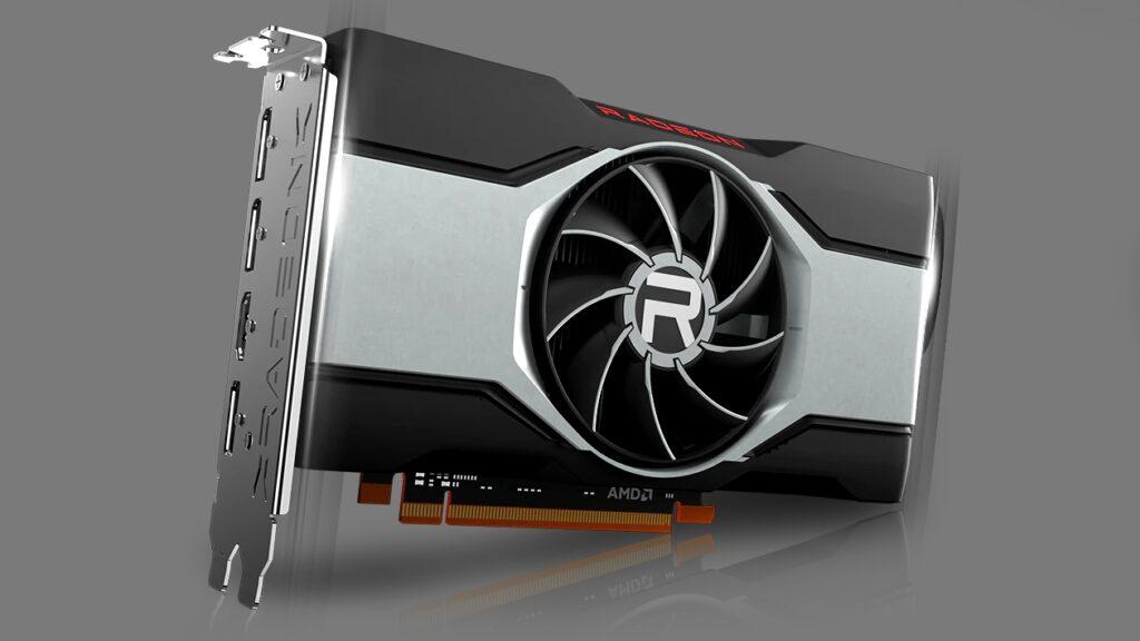 tarjeta gráfica AMD Radeon RX 6600